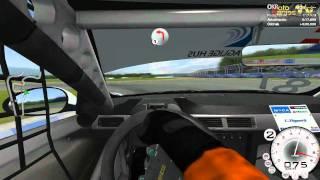 STCC The Game 2 - BMW 320si at FDM Jyllandsringen