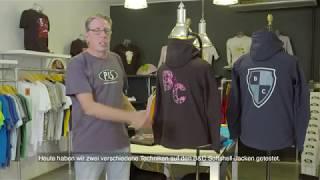 B&C Outerwear Unit: Das sagen die Experten // B&C Hooded Softshell DE