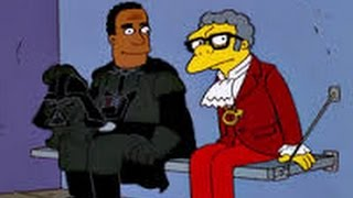 #mandelaeffect The Simpsons compilation