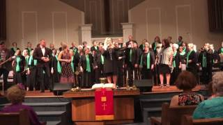 Hope For All Nations by Karen Peck and New River