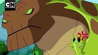 omniverse the power of skurd ben 10 cartoon network