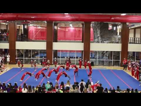 "Navarro College from Netflix ""CHEER"" 2019 (clear music)"