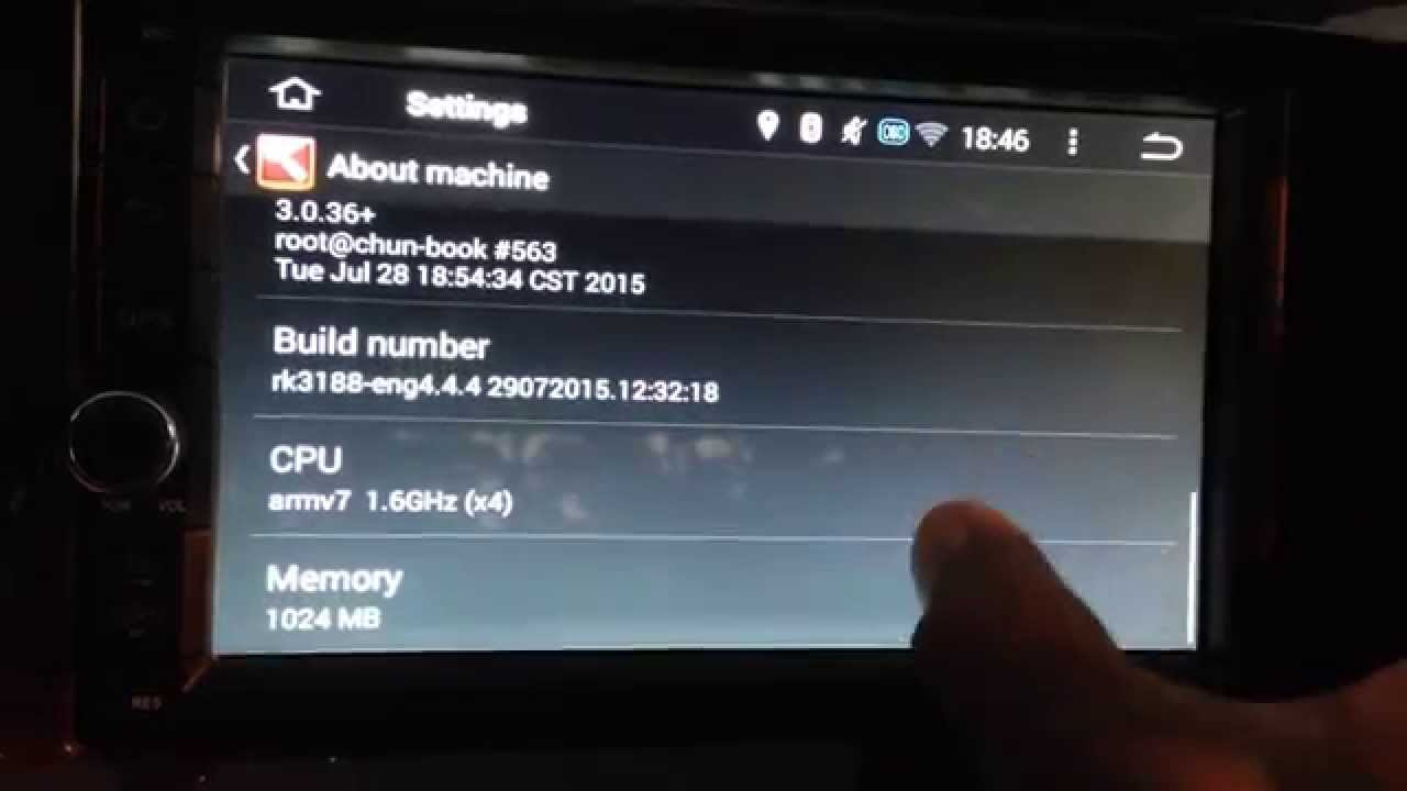 How to simply root Joying Pure Android 4 4 4 in one step