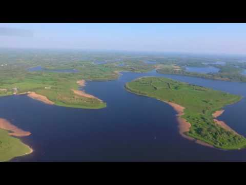 Lough Erne, County Fermanagh by Drone