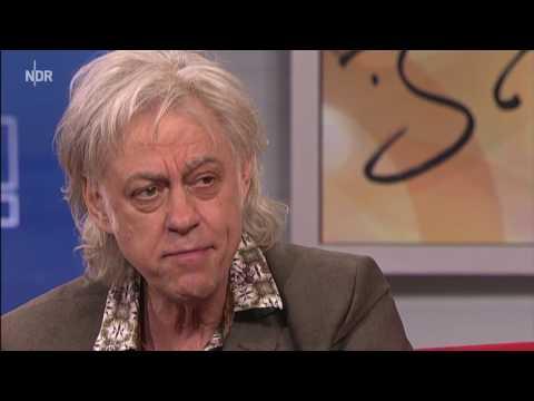Bob Geldof bei NDR - DAS! 2017