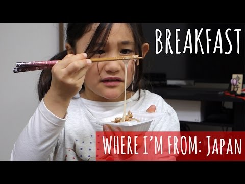 What Japanese Breakfast is Like