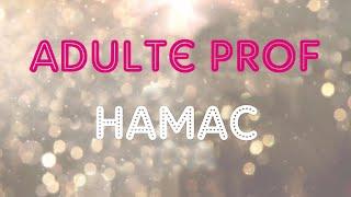 Prof • Hamac Aérien • Aerial Combo Challenge • Printemps 2021