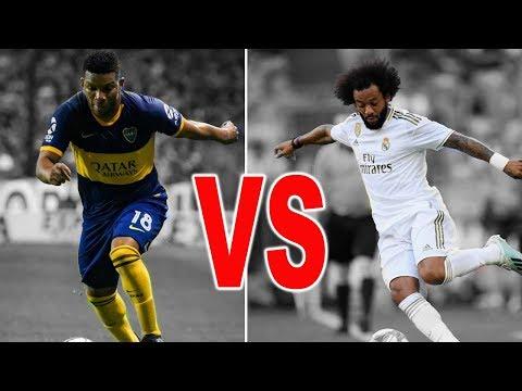 Comparan a Frank Fabra con Marcelo por esta Jugada increíble en Boca Juniors 2019