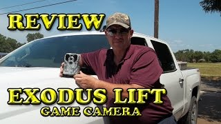 Exodus Lift Game Camera Review Watch Before Buying