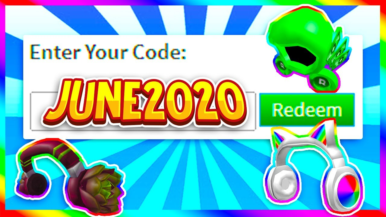June 2020 New Roblox Promo Codes On Roblox 2020 Secret Roblox