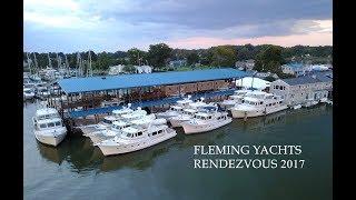 Fleming Rendezvous 2017 at Burr Yacht Sales