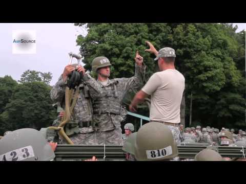US Army - Air Assault School Slingload Inspections