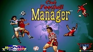 Club Football: The Manager gameplay (PC Game, 1994)