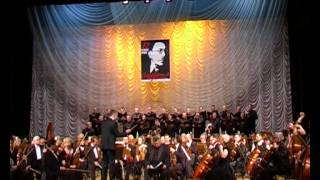The Symphony No. 13 in B flat minor (Op. 113, subtitled Babi Yar) (Dmitri Shostakovich)