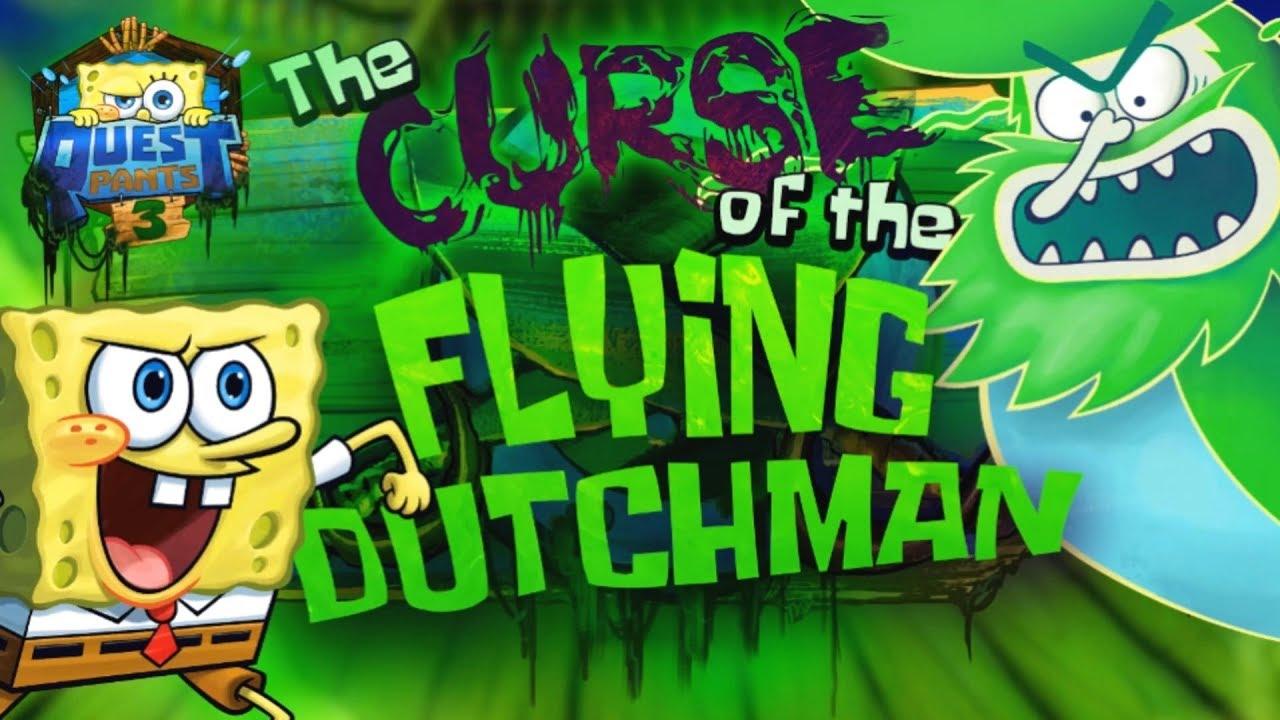 SpongeBob SquarePants: Revenge of the Flying Dutchman ...