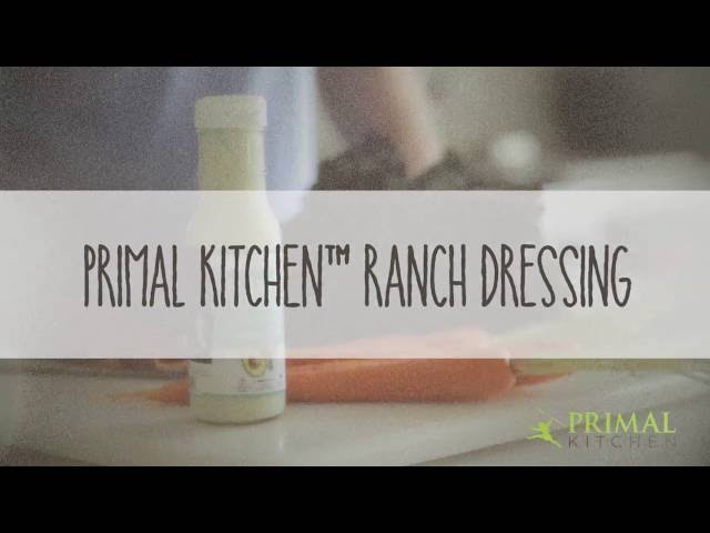 Primal Kitchen Ranch buy dairy free ranch dressing
