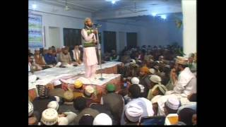 Naat By Zainul Abideen (4th All India Natiya Mushairah, 11-12-12) *MUST WATCH*