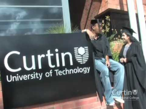 Study at Curtin College