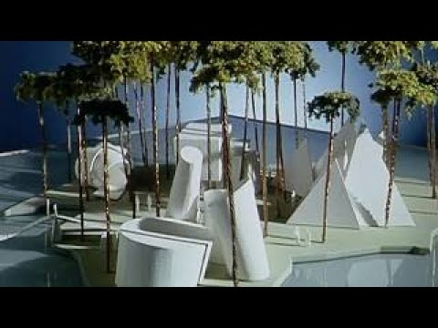 Architect Philip Johnson interview (2001) - The Best Documentary Ever