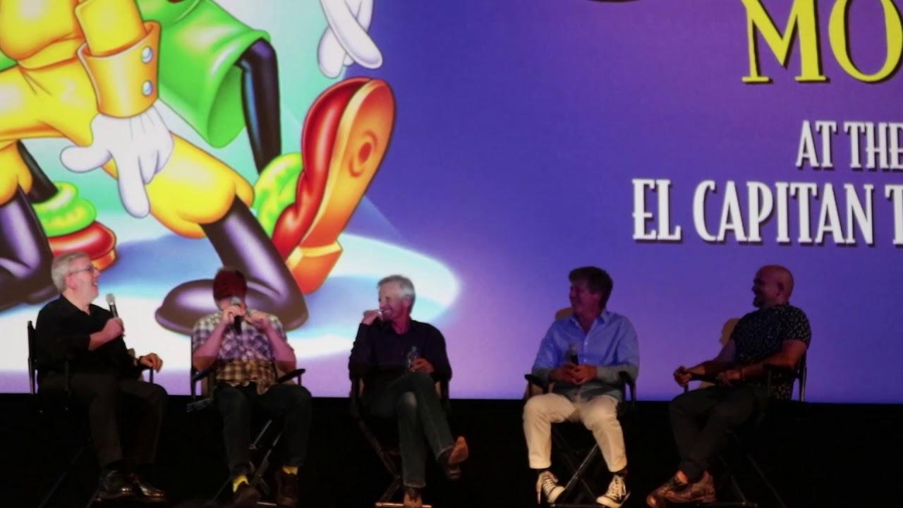 A Goofy Movie At El Capitan Theater