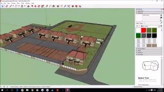 Building a Game World in SketchUp