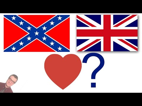Trent Affair- What If The South Won British Support?
