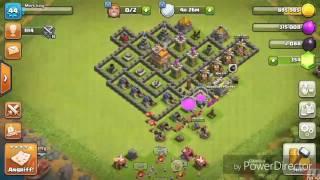 Clash of clans #01/ Der WUT Zauber