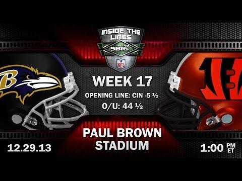 Baltimore Ravens Vs Cincinnati Bengals NFL Week 17 Preview | NFL Picks With Joe Duffy, Peter Loshak