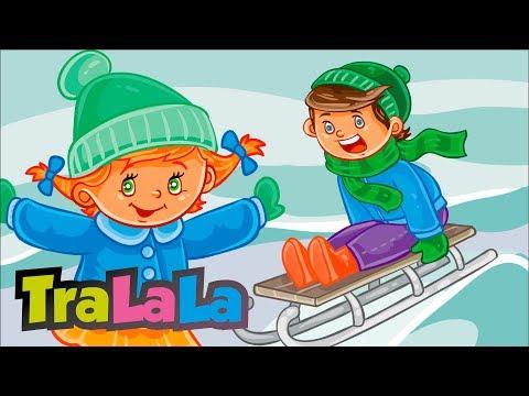 Iarna, bucuria copiilor - Cantece de iarna pentru copii
