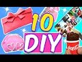 10 DIY GIFTS. Crafts ideas to do when you are bored