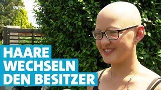 Post von der Haarfee - Perücke für krankes Mädchen | Landesschau Baden-Württemberg
