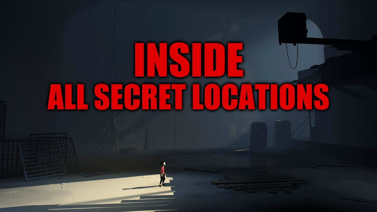 INSIDE – ALL SECRETS (Collectibles) – Orbs Location Guide Achievement/Trophy