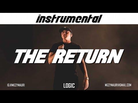 Logic - The Return (INSTRUMENTAL) *reprod*