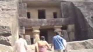 Kanheri cave in mumbai