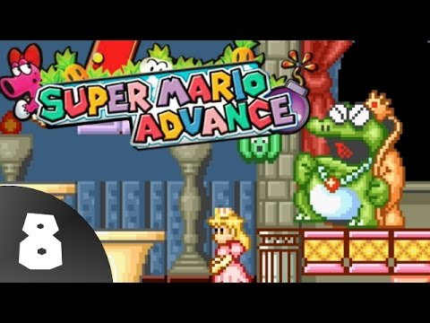 Let's Play Super Mario Advance pt 8 - Wart Removal