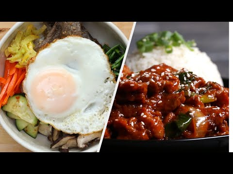 5 Flavorful And Tasty Korean-Inspired Dinners •Tasty