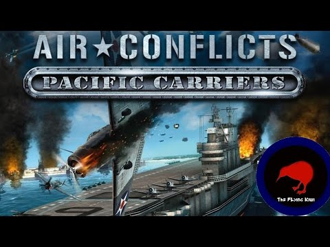 ★Air Conflict Pacific Carriers Maloelap Atoll Raid Battle Episode Four★