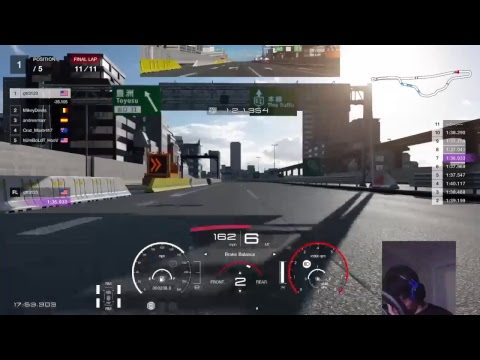 Gran Turismo Sport - FIA Test Season 10 Round 3 Manufacturer & Nations Cup - 1/16/18 - Open Lobby