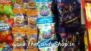 The Candy Shop Lajpat Nagar Delhi, Buy online offline candies vdo 8Feb2019