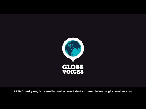 English (Canadian) voice over talent, artist, actor 2451 Donelly - commercial on globevoices.com