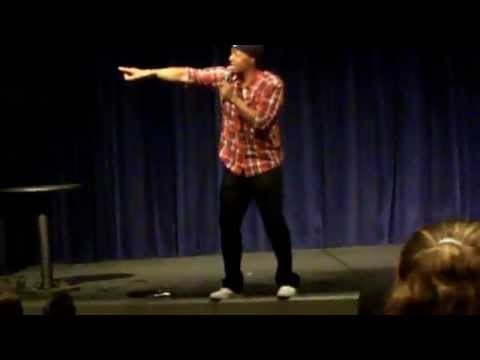 J.R. MARTINEZ - Motivational Speaker/Dancing with the Stars Winner video