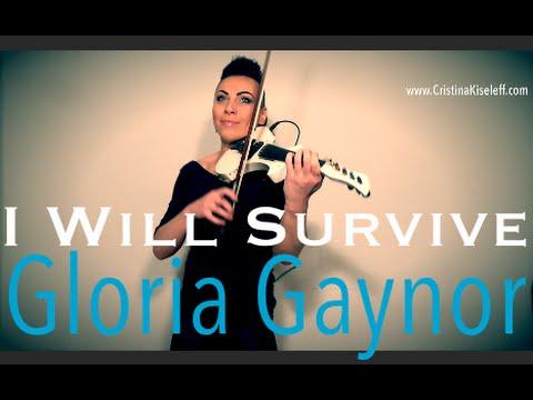 I Will Survive - Violin Duet by Levent & Bernie
