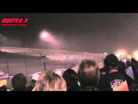 IMCA Modified A Main at US-30 Speedway