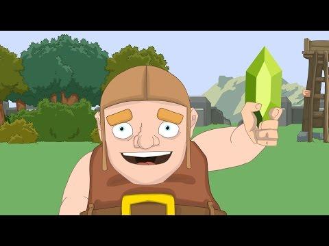 Chief of Clans - Episode #4: Gems? GEMS!