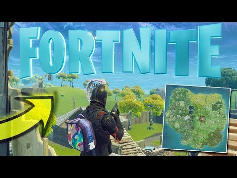 Search F-O-R-T-N-I-T-E Letters | Season 4 Battle Pass CHALLENGE | ALL FORTNITE LETTER LOCATIONS