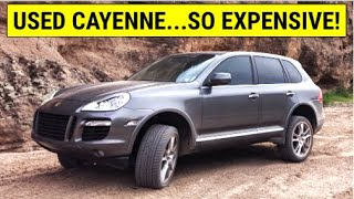 How much it costs to own a used Porsche Cayenne (2 Year Cost of Ownership Review)