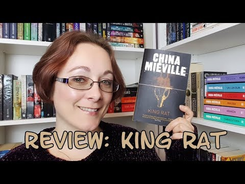 Book Review #95 - King Rat By China Mieville