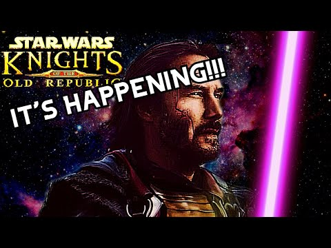 NEW Star Wars The OLD REPUBLIC Games and Movies are coming? | Lucasfilm Games working on KOTOR 3? |
