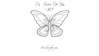 I'm Here For You oleh X1 - Cover Bahasa Inggris