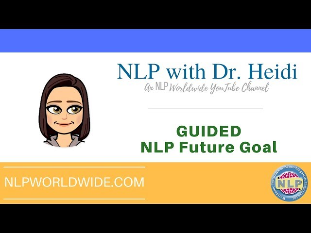 GUIDED - NLP Future Goal